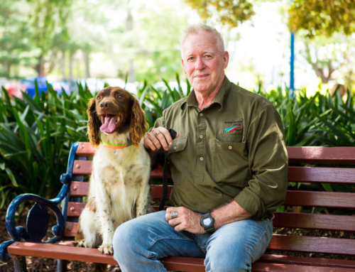 Tom and Rocky – the Nest to Ocean Turtle Protection Program