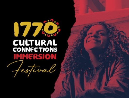 Burnett Mary Regional Group proud to sponsor 1770 Cultural Connections Immersion Festival 2021